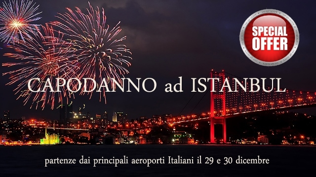 Data for Capodanno all estero offerte